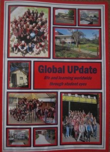 Global UpDate magazine cover